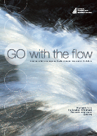 Cover: Go with the flow - end of Programme report